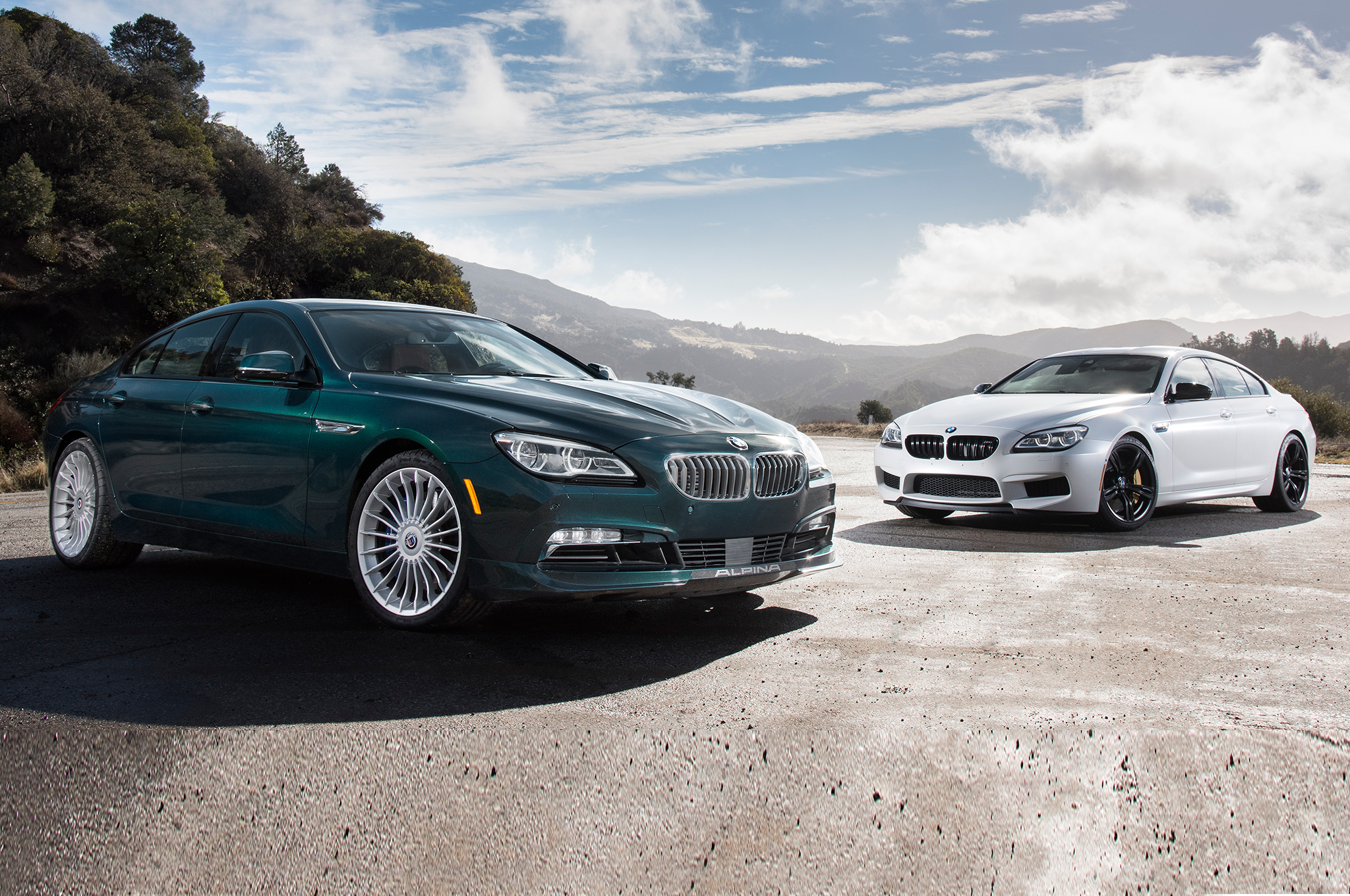 Alpina Vs M The Battle Of Performance Super Sedans